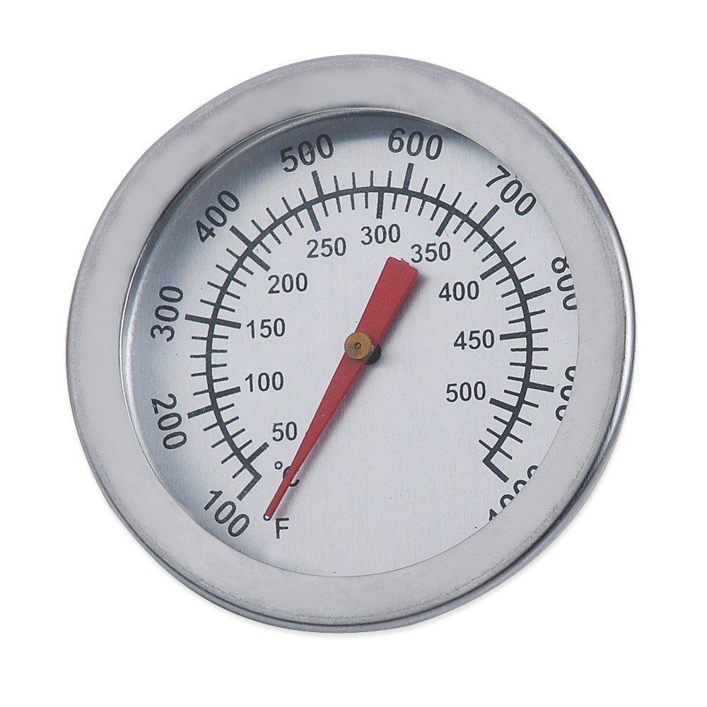 Termómetro de aguja de acero inoxidable para barbacoas, de +ing ...
