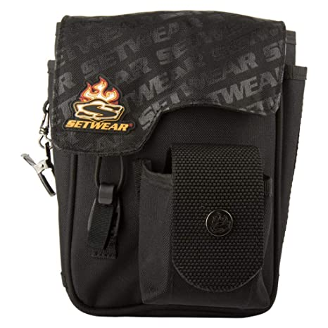 Amazon.com: setwear 7.5-inch H x 6.5-inch W Combo Tool Pouch ...