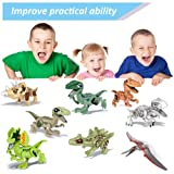 JonerytimeBaby Toy 8 Pack Dinosaur DIY Building