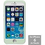 OZAKI  iPhone 6用ケース O!coat Macaron for iPhone 6 Mint Green ミントグリーン OC563BB
