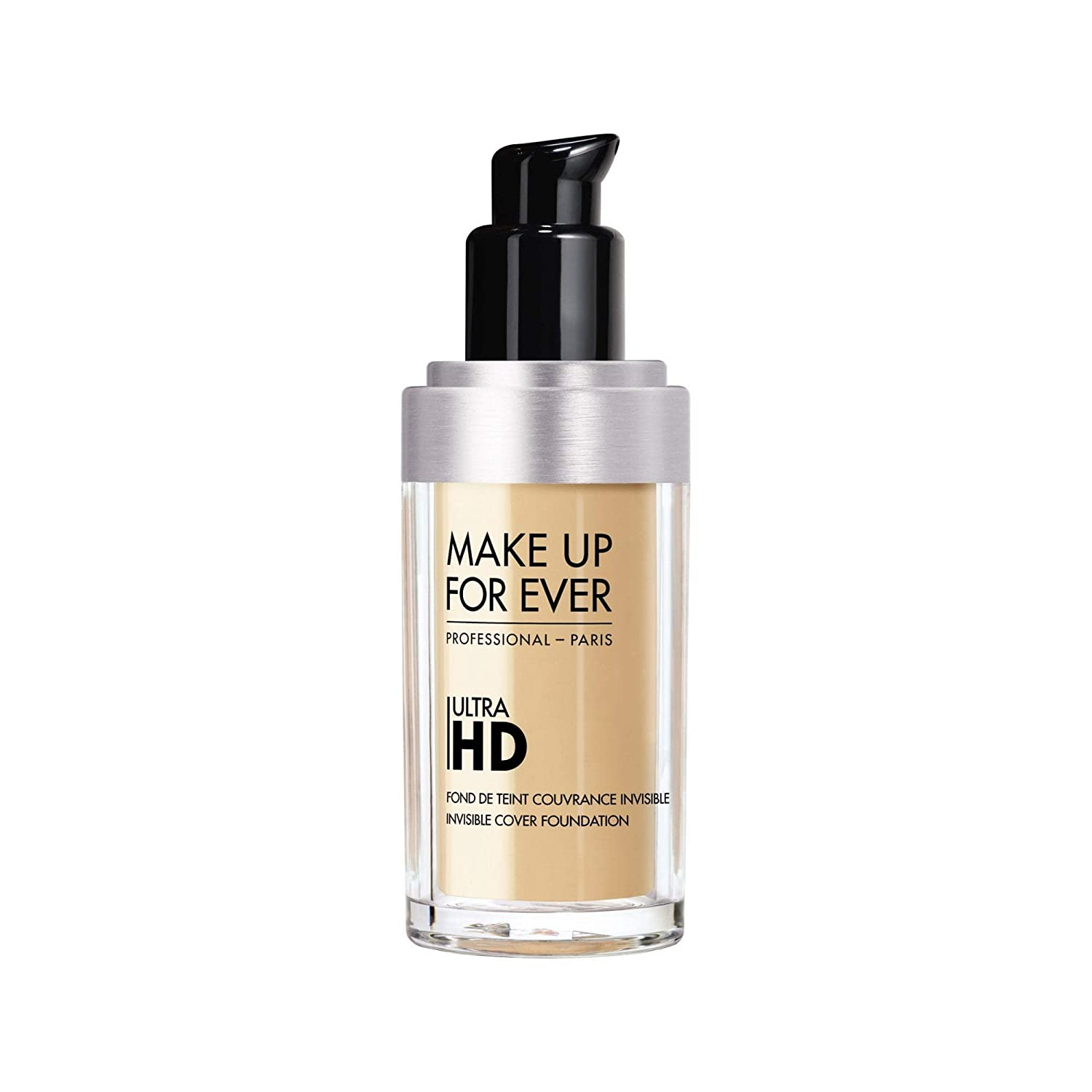 MAKE UP FOR EVER Ultra HD Foundation - Invisible Cover Foundation 30ml Y225 - Marble