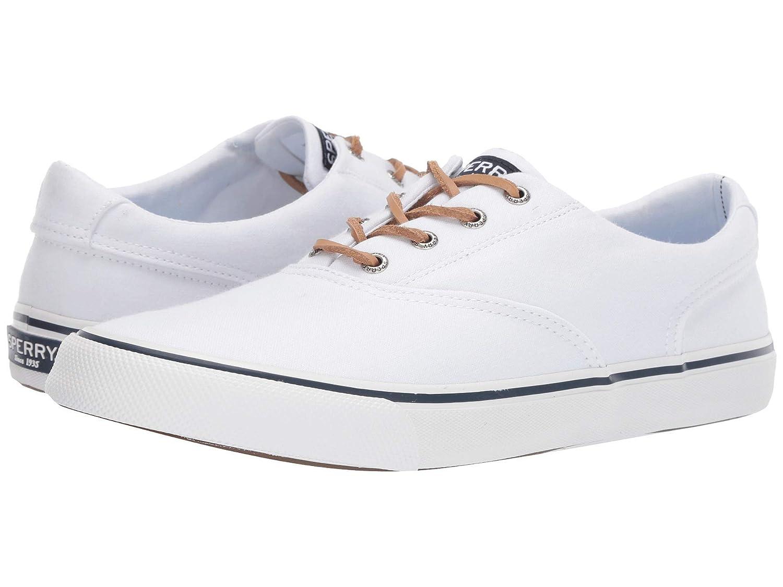 割引クーポン [スペリートップサイダー] メンズカジュアルシューズスニーカー靴 Striper B07PVWJQP7 II CVO Striper Oxford Shirt [並行輸入品] B07PVWJQP7 D|ホワイト ホワイト 28.5 cm D 28.5 cm D|ホワイト, ビサイシ:d750da38 --- ultraculture.ru