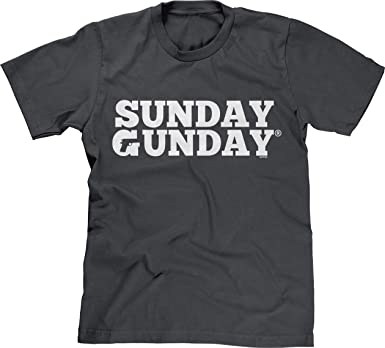 Sunday Gunday Mens T-Shirt
