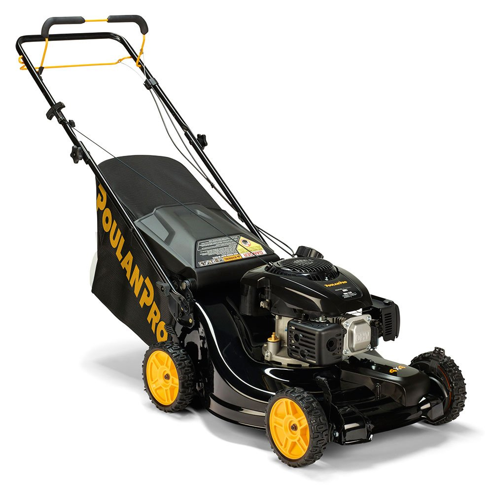 Poulan Pro PR675AWD 149cc 3-in-1 All Wheel Drive Gas Lawn Mower 21 in