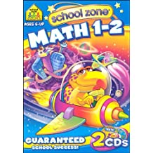 Math 1-2 Deluxe 2 Pack Software