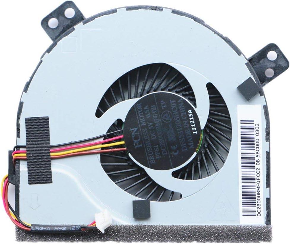Laptop Original CPU Cooler Fan for Lenovo Z400 Z400A Z500 Z500A P500 Z410 Z510 CPU Cooling Fan