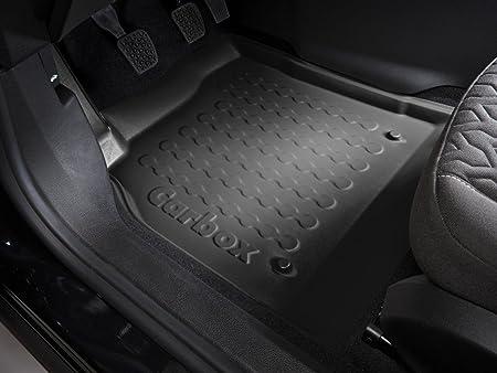 Fussraumschalen Fussmatten Fahrerseite Schwarz Stabil Geruchlos Nur Passend Für Das In Der Beschreibung Genannte Fahrzeug Auto