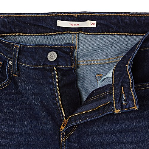 712 Jeans Jeans Levis Bleu Levis Slim xBZWSq