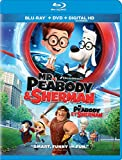 Mr. Peabody & Sherman (Bilingual) [Blu-ray + DVD + Digital Copy]
