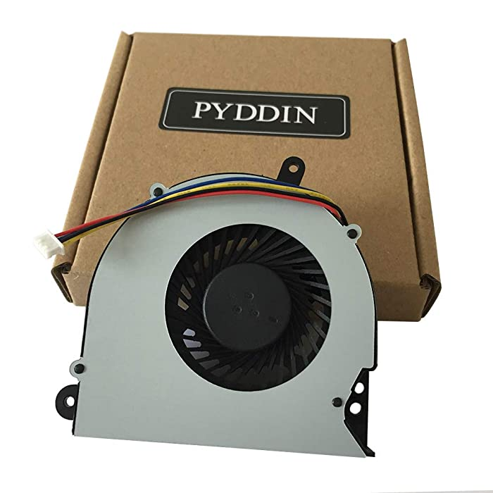 PYDDIN Laptop CPU Cooling Fan Cooler for HP Probook 6570B 6560B 6565B HP Elitebook 8560 8560B 8560p 8570p Series 641183-001 686311-001