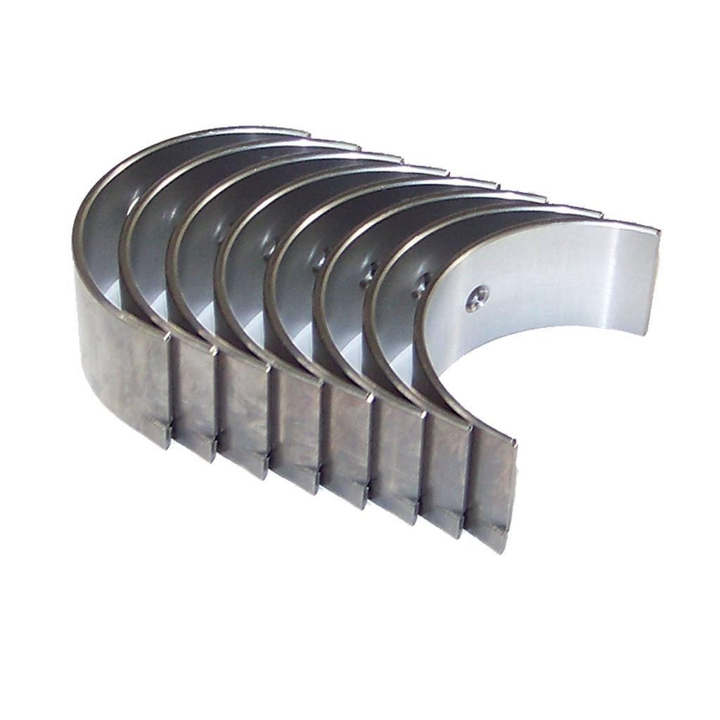 DNJ RB205.20 Oversize Rod Bearings for 1983-2001 / Acura, Honda/Accord, Integra, Prelude / 1.8L, 2.0L / DOHC, SOHC / L4 / 12V, 16V / A18A1, A20A1, A20A3, B18A1, B18B1, BS, BT, ES2, ET2 DNJ ENGINE COMPONENTS
