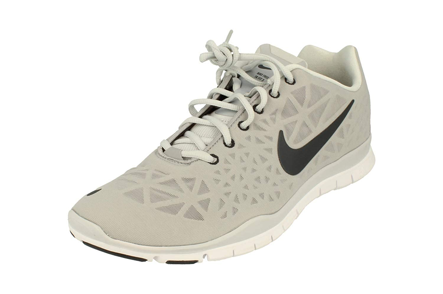 size 40 e400d 0d257 Amazon.com   Nike Womens Free TR Fit 3 Running Trainers 555158 Sneakers  Shoes (UK 9.5 US 12 EU 44.5, Black White Anthracite 006)   Road Running