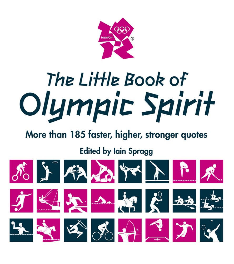 Read Online Little Book of Olympic Spirit pdf