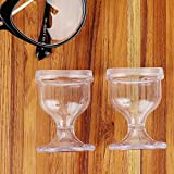 Transparent Eye Wash Cups for Effective Eye