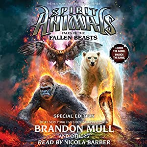 Tales of the Fallen Beasts Audiobook
