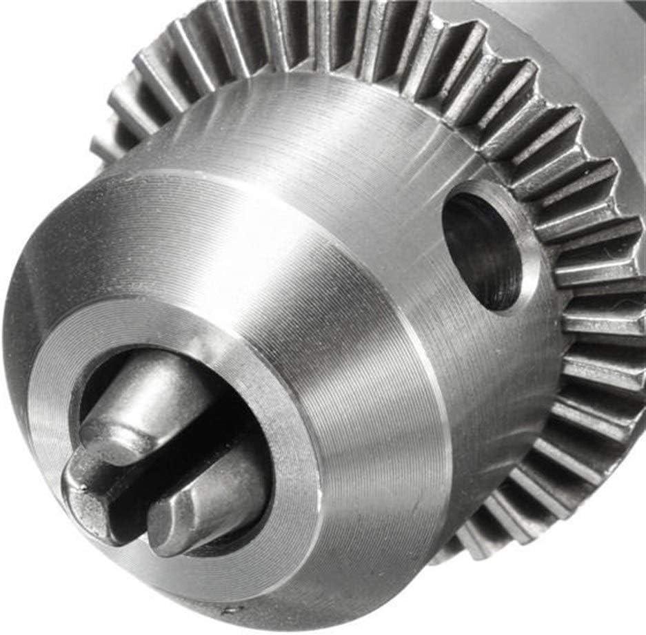 CHUNSHENN 1-10mm Drill Chuck Driver Converter 3//8 Inch 24UNF With 1//4 Inch Hex Shank Key Adaptor Industrial Tools