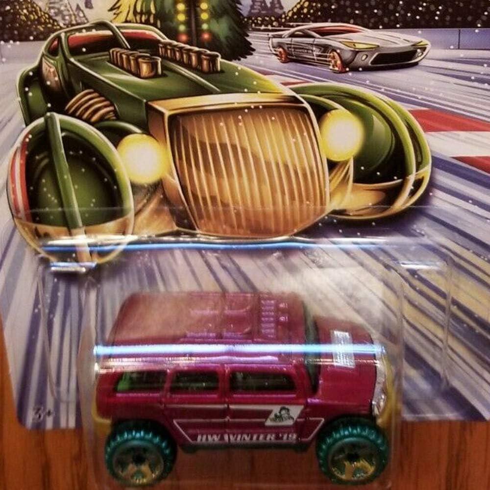 Hot Wheels HW Winter 19 Rockster 1//6