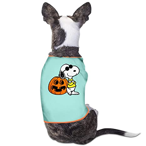 Smile Shop Halloween Snoopy Calabaza Mascota Ropa, Divertido Perro ...
