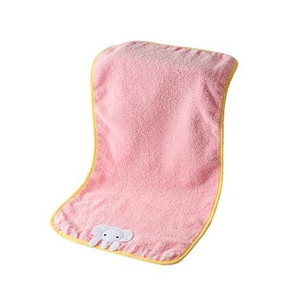 baffect Cute 100% algodón absorbente secado toalla de playa de baño toalla de manopla de