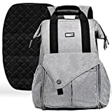 We've taken diaper bag backpacks to a new level of style & functionality for both moms and dads!Finally, A Practical, Spacious & Stylish Unisex Diaper Bag Backpack for Modern Parents Time spent with your baby should have one focus - ...