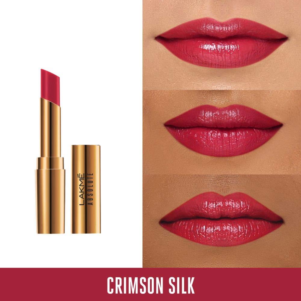 Lakme-Absolute-Argan-Oil-Lip-Color-Long-Lasting-Waterproof-Lipstick thumbnail 16