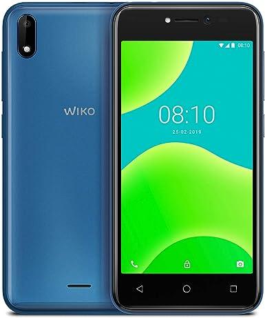 """WIKO Y50 – Smartphone de 5"""" (Dual SIM, 16GB de ROM ampliables ..."""