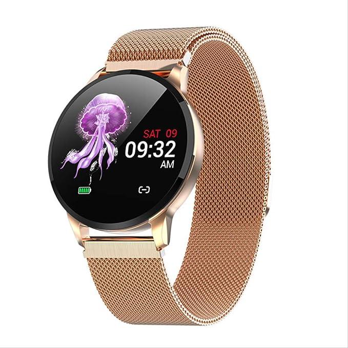 Smart Watch, Fitness Smart Watch Women Running Heart Rate Monitor ...