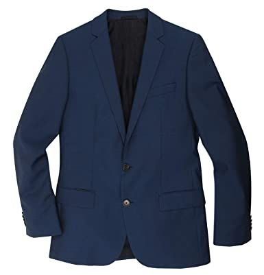 Hugo Boss - Blazer - para hombre azul 50: Amazon.es: Ropa y ...