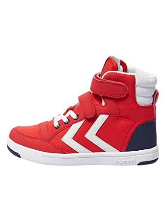 Hummel Stadil Ripstop Jr - fiery red