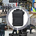 Harlls Men Women Security Guard Vest Stab-Resistant Vest Breathable Genuine Tactical Vest Clothing Waterproof Protecting Clothes