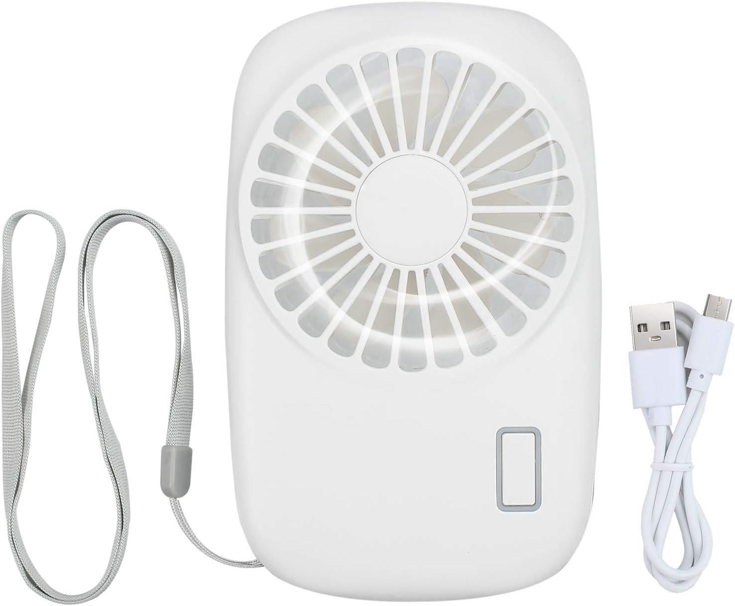 Mini Portable Handheld Folding USB Rechargeable Pocket Travel Cooling Fan