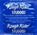 Rough Rider Studded Condoms 24 Pack