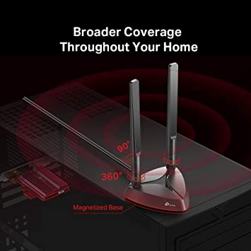 TP-LINK Archer TX3000E AX3000 - Adaptador PCI Express Wi-Fi 6 ...