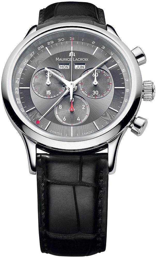 Maurice Lacroix Les Classiques Chronographe Lc1228 Ss001 330