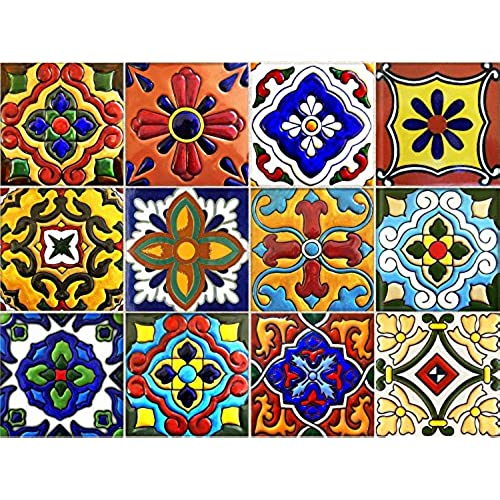 Mexican Wallpaper Amazon Com