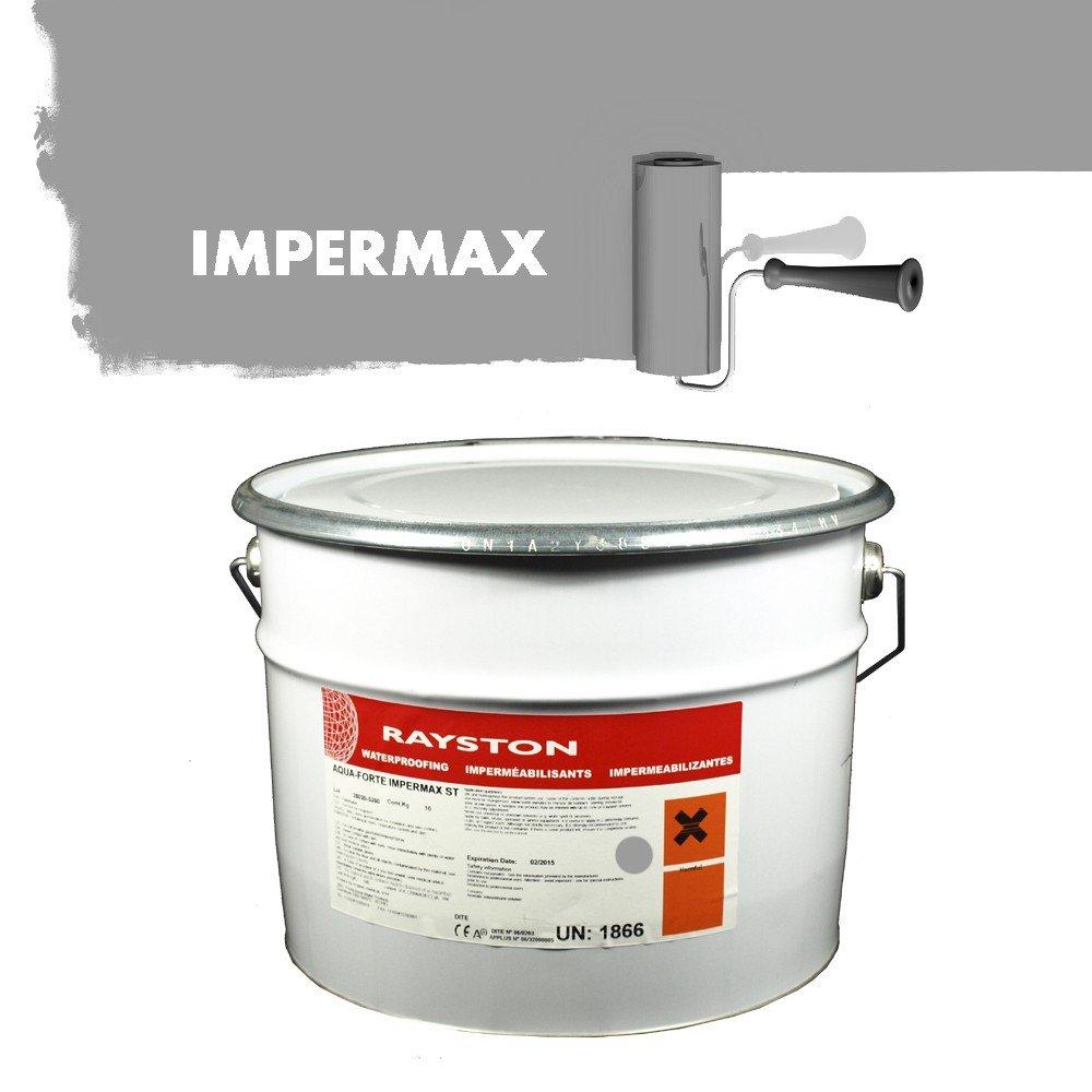 grau 25 kg Impermax Teichfolie fl/üssig