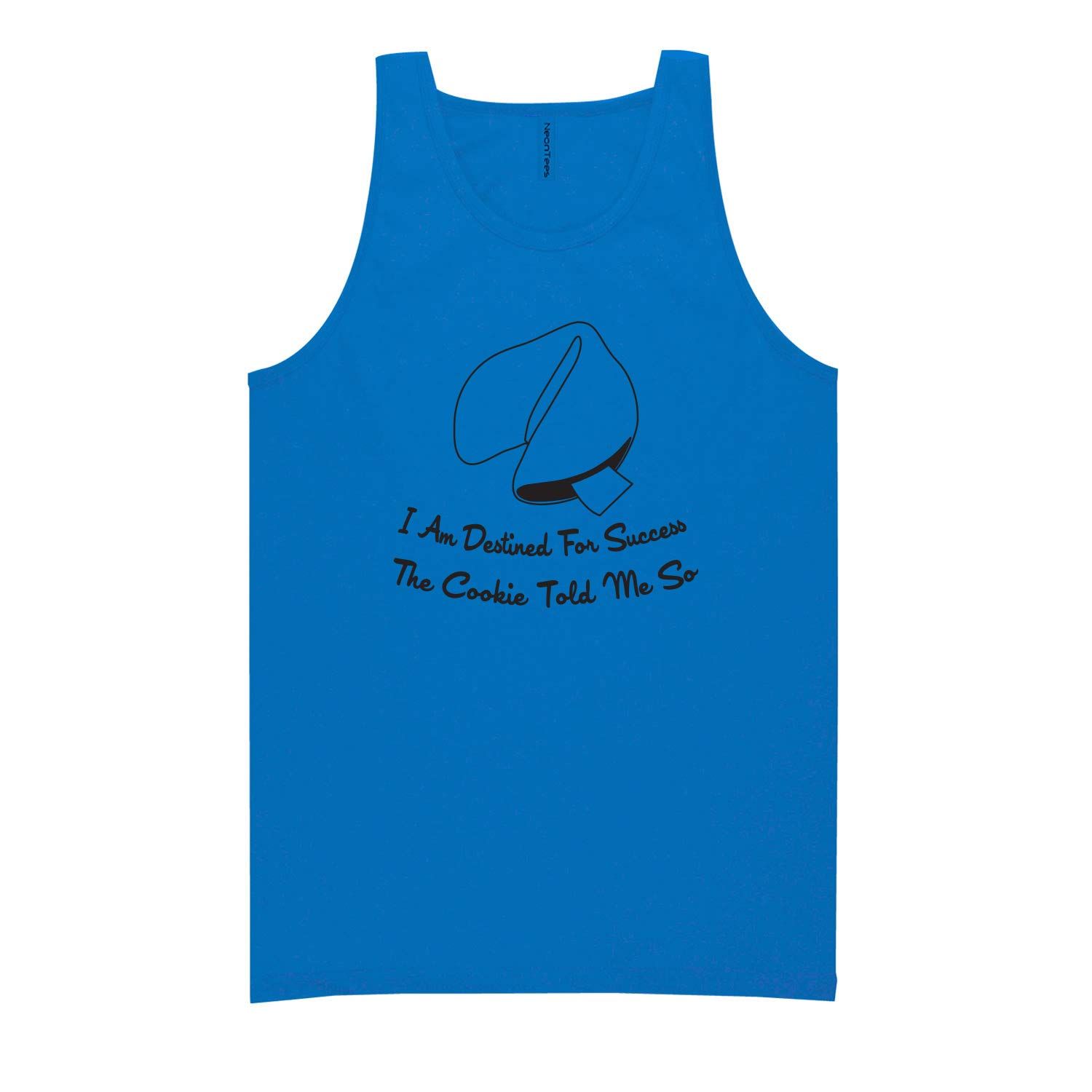 ZeroGravitee Fortune Cookie Neon Tank Top