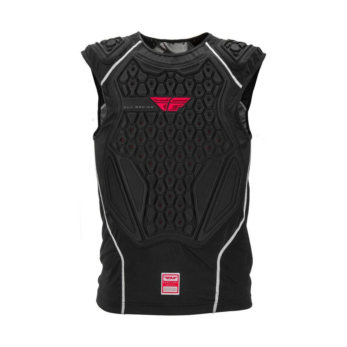 Small//Medium Fly Racing 2019 Barricade Pullover Vest