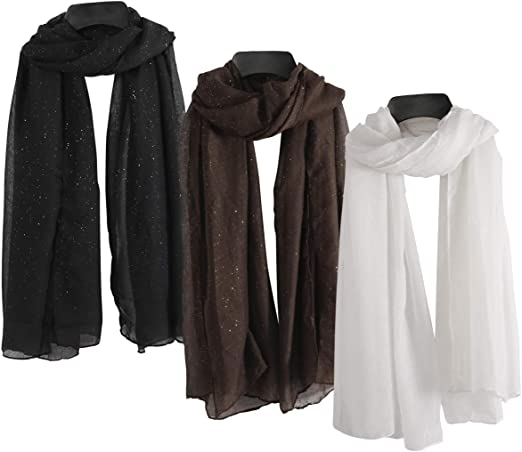 New Men/'s Double line Plaid Scarf Lightweight Tassel Soft Wrap All Seasons Gray