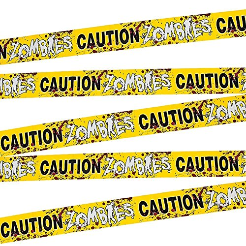 Fun Express Caution Zombies Party