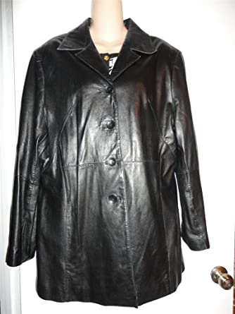 0dcfd54b6 Pelle Studio Wilson's Soft Lightweight Leather Jacket/coat Size Xl ...