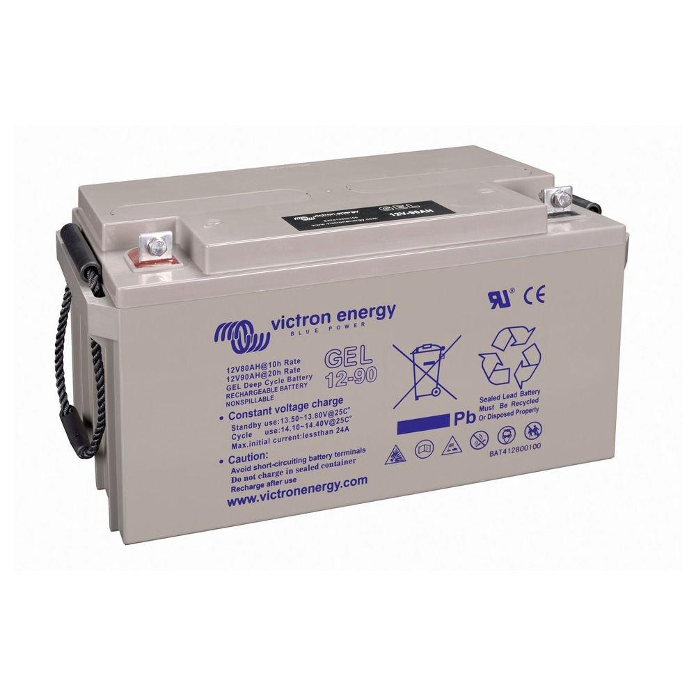 VICTRON Batterie Gel 12V - 90Ah