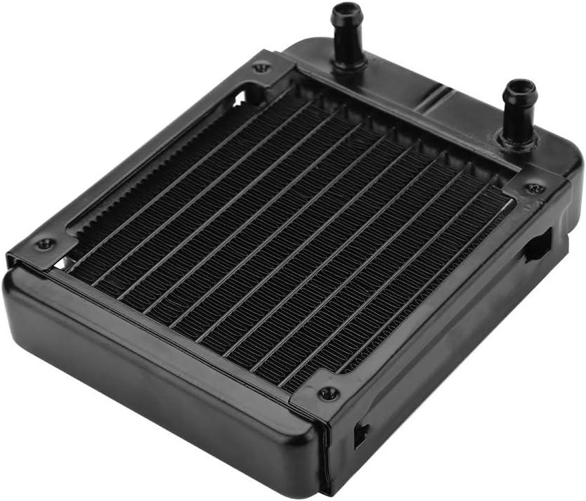 Zerone Water Cooling Radiator 120MM Computer CPU Water Cooling Radiator Cooler Heatsink 10 Tubes