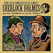 Der seltsame Fall des Aloisius van Horn (Sherlock Holmes: Aus den Tagebüchern von Dr. Watson) | Gunter Arentzen