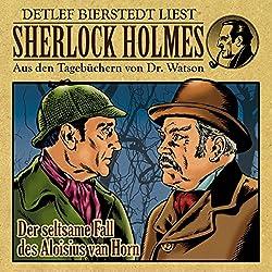 Der seltsame Fall des Aloisius van Horn (Sherlock Holmes: Aus den Tagebüchern von Dr. Watson)