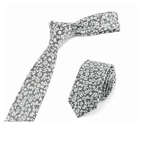 MY JINJI Necktie [Elegante Corbata Informal de Negocios] para la ...
