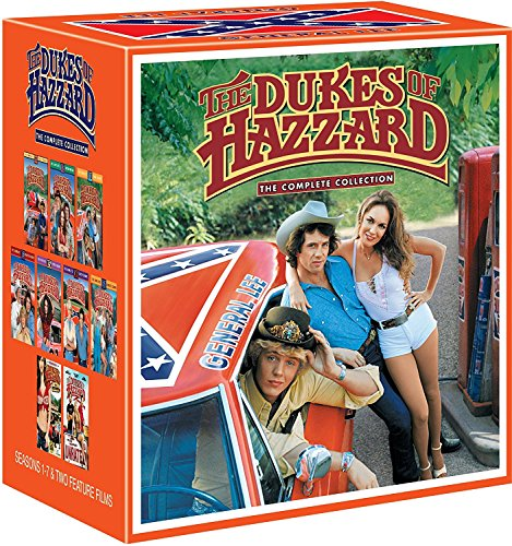 Dukes of Hazzard The Complete Series Season 1 - 7 DVDS Gift Box Set