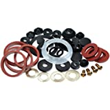 Danco 80817 Home Washer Assortment, 42-Piece, Pack of 1, Black