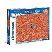Finding Nemo Impossible 1000pc Jigsaw Puzzle