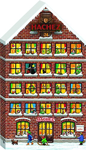 Hachez Christmas House Advent Calendar